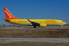 C-FJUB (Sunwing - TUIfly) (Steelhead 2010) Tags: sunwingairlines tuifly boeing b737 b737800 yyz datub cfjub creg