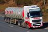 VOLVO FH - GOGAR Stirling (scotrailm 63A) Tags: lorries trucks tankers