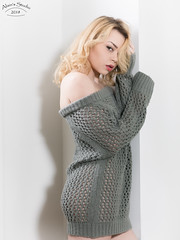 April_3_2018 (Alain's Studio) Tags: drewcatherine drewgildercatherine sweater