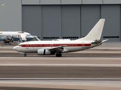 N869HH (wiltshirespotter) Tags: klas lasvegas boeing 737 janet