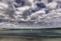 Formentera, _DSC5780 (Francesc //*//) Tags: paissatge paysage landscape marina marine formentera sea mar núvols nubes clouds nuages