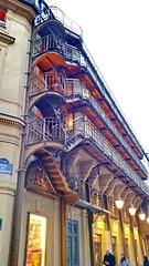 578 Paris en Février 2018 - le Théâtre Montpensier (paspog) Tags: paris france février februar february 2018 ruedemontpensier théâtremontpensier escalierdesecours fireescape
