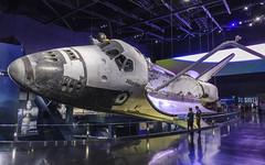 * Atlantis at KSC (swdmfan) Tags: atlantis ksc kennedy space visitor shuttle