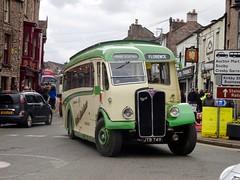 Cumbria Classic Coaches JTB 749 (TEN6083) Tags: cumbria kirkbystephen regal aec jtb749 cumbriaclassiccoaches bus nebuses