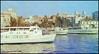 """Πειραιάς, δεκαετία 1960. Τα καραβάκια για την Αίγινα, δεξιά η οικία Μιαούλη και πίσω ο Ι.Ν. του Αγίου Σπυρίδωνος, δεξιά ένα μέρος από το """"Ρολόι"""" και πίσω το Μέγαρο Σπυράκη. (Dionysis Anninos) Tags: λιμάνι port piraeus πειραιάσ pirée grèce greece ελλάδα пиреос гърция piräus griechenland piræus grækenland grikkland pireo grecia hellas grecja kreikka пирей греция grécia пиреј грчка görögország pire yunanistan řecko pireu πειραιεύσ"""