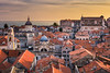 Old town of Dubrovnik (Michael Abid) Tags: dubrovnik croatia skyline oldtown panorama landmark city adriatic sea sunset aerial building historic famous architecture town mediterranean dalmatia cityscape
