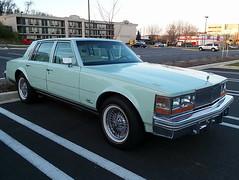 1978 Cadillac Seville (splattergraphics) Tags: 1978 cadillac seville