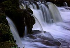 An Evening at the Lynn (wheehamx) Tags: dalry waterfall lynn long exposure