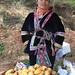 Zhaoxing - Rongjiang, buffalo fighting festival, saleswoman