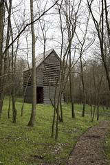 kápolna (LG_92) Tags: chapel forest wood modern architecture green spring path desolate hungary christianity pilgrim pilgrimage 2018 april pannonhalma nikon dslr d3100 outdoor