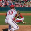 Texas - Game 2-39 (Rhett Jefferson) Tags: arkansasrazorbacksbaseball hunterwilson jordanmcfarland texaslonghornsbaseball