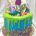 GB-134 Birthday Drip Cake