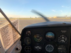 Meadows Field, Bakersfield, CA (- Adam Reeder -) Tags: sky california united states unitedstates west coast pacific