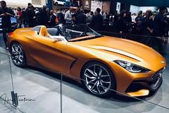 BMW Z4 Concept Car (2018) (Herve Tainturier) Tags: supercar bmw bmwz4