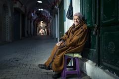 The cigarettes seller. (Pierre Bodilis) Tags: medina portrait street tunis tunisiatunisgouvernoratdetunistunisiatn
