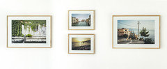 Wall - Contax T2 (magnus.joensson) Tags: wall picture print hahnemüle photo rag ultrasmooth art
