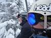 135 (bgoodtrek) Tags: ski skiing woman wife snow adirondacks mountain winter