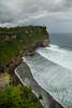 Uluwatu (tanya.mesch) Tags: vacation bali indonesia asia november 2016 ocean beach surfing blue water sky monkeys nature uluwatu temple forest rocks cliff rain