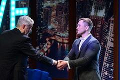 GESF Live! Nicholas Hoult & Rory Bremner | GESF 2018 (#GESF Photos are available rights free.) Tags: taron egerton rory bremner gesflive globaleducationskillsforum2018 globaleducationskillsforum varkeyfoundation atlantis thepalm dubai gesf2018 gesf globalteacherprize 1millionaward changinglivesthrougheducation