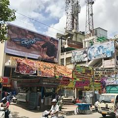 "Anupama Theatre[2017] (gang_m) Tags: ""100 days love"" 映画ロケ地 filminglocation 映画館 cinema theatre インド india india2017 bangalore bengaluru バンガロール ベンガルール"