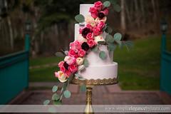 Nice Wedding Cake (Laura K Bellamy) Tags: wedding cake weddings details yummy delicious bakery