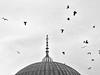 Dome (markb120) Tags: turkey istanbul islam muslim religion byzanth mosque arabic bw