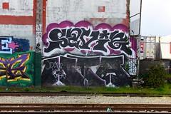 SAVIE (STILSAYN) Tags: graffiti east bay area oakland california 2018