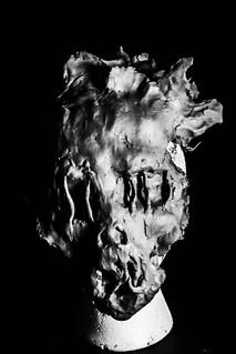 080/365: Alien mask sculpture