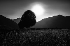 Pyrenees 2. (B.ochando) Tags: beauty landscape nature d810 blakwhite baqueira sunset pyrenees