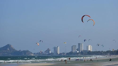 Hua Hin - Beach Thailand