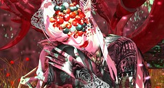 Peaceful Sorrow (ℰżιℓι) Tags: kustom9 lootbox ostarasaltar skinfair2018 whorecouturefair08 queenofink jc p ad i3f kokolores swallow voluptasvirtualis avatar az azoury bento catwa deliriumlunacy ed lyrium maitreya se secondlife uc wr zibska {lore}