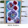 18-03-25 MChG (FibreFantaisie) Tags: rughooking punchneedle bouclettesaucrochet aiguillecreuse perlagelunéville tambourbeading bleu blanc rouge violet perles laine lainefileemain bijoutextile paumette manchette minimural