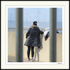 Sub-Framing-1 (0Hammer64) Tags: subframing frame framing woman windturbine sea nikon sigma 70200mm 0hammer64 yabbadabbadoo streetart seafront d800