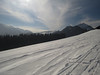 Space! Sun! (aniko e) Tags: aueralm badwiessee germany ice mountains hiking outdoors sky snow space sun winter clouds