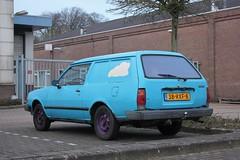 Mazda 323 1.3 3d Van 1983 (38-RXF-8) (MilanWH) Tags: mazda 323 13 van 1983 38rxf8 bestel station wagon
