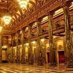 Pittsburgh Pennsylvania ~ The Music Hall ~ Historic  ~ Gold Lobby thumbnail
