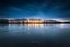 Couchant sur la Saône (Stéphane Sélo Photographies) Tags: france lyon paysage pentax pentaxk3ii rhône saône sigma1020f456 ain blending couchant coucherdesoleil eau fleuve landscape rivière sun sunlight sunset