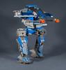 Martian Goliath Step (EliteGuard01) Tags: lego moc starcraft goliath mars legolifeonmars planetaryprotector mech walker chaingun pulsecannons missilelaunchers scify sciencefiction turret clonepilot military hydraulics