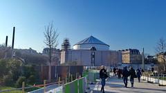 564 Paris en Février 2018 - Les Halles, la Bourse du Commerce est emballée (paspog) Tags: paris france février februar february 2018 leshalles bourseducommerce