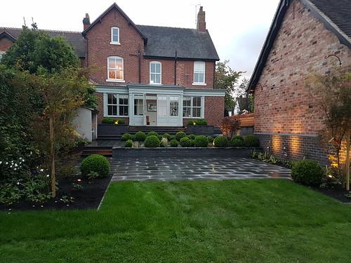 Garden Design and Landscaping Altrincham Image 1