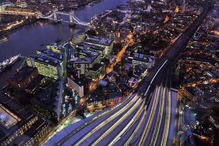 London Nightscape XXXVII