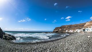 Playa Puertito de Los Molinos