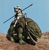 Dewback patrol (chevy2who) Tags: sandtrooper blackseries starwars toyphotography toy wars star dewback