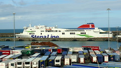 18 04 07 Stena Horizon at Rosslare (2) (pghcork) Tags: stenaline stenaeurope stenahorizon rosslare ferry ferries wexford ireland carferry 2018