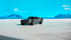 Hot Wheels HW SCREEN TIME The Fate Of The Furious Ice Charger 2017 : Bonneville Salt Flats - 10 Of 14 (Kelvin64) Tags: hot wheels hw screen time the fate of furious ice charger 2017 bonneville salt flats