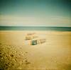 Beach in Miyazaki (aprilpo) Tags: travel dianamini crossprocessing xpro lomography japan kyushu asia beach water bluesky lomographyxpro200 e2c etoc miyazaki 宮崎 九州 日本 日南