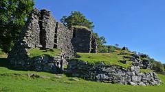 Dun Troddan Broch... (Harleynik Rides Again.) Tags: glenelg broch dwelling ruin blue sky scotland westcoast nikondf harleynikridesagain explore inexplore