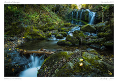 Cascades d'Auvergne - Cantal (BerColly) Tags: france auvergne cantal cascade falls automne autumn pauselongue longexposure bercolly google flickr