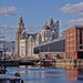 Picture postcard Liverpool