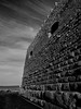 The Wall (sha_man3d) Tags: crete greece blackandwhite fujifilm xf1